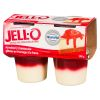 Jell-O Refrigerated Pudding Snacks, Strawberry Cheesecake