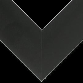 Nielsen Florentine Black 1 3/8