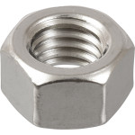 """Stainless Hex Nut (1/2""""-13)"""