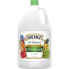 Heinz White Vinegar Distilled, 1 gal Jug image