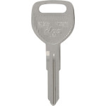 Honda Brass Auto Key Blank HD-98
