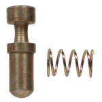 "6-Spline Yoke Pin Assembly (1-3/8"" Length)"
