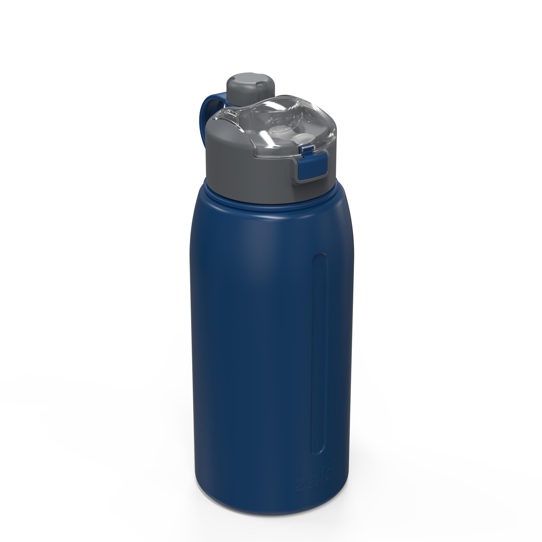 Genesis 32 ounce Vacuum Insulated Stainless Steel Tumbler, Indigo slideshow image 4