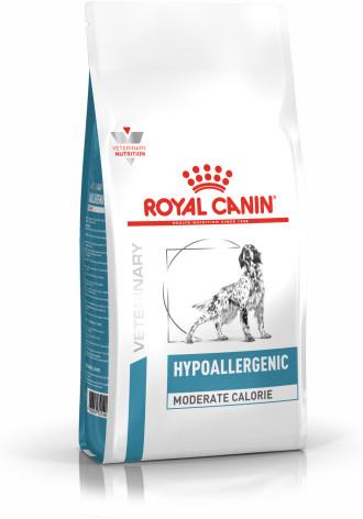 Canine Hypoallergenic Moderate Calorie