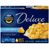 Kraft Deluxe Macaroni & Cheese Dinner Sauce Made with 2% Milk Cheese 14 oz Box