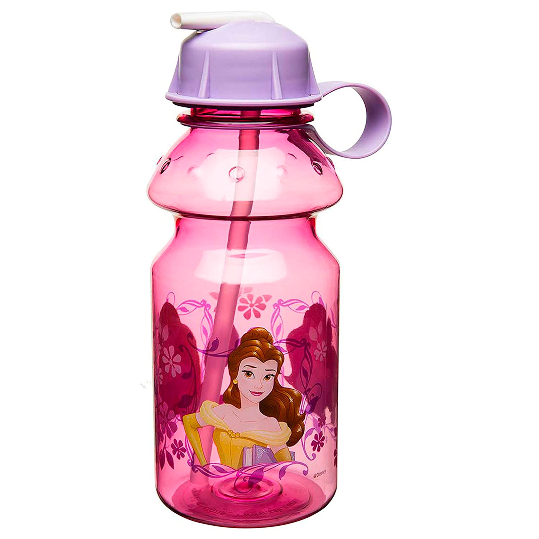 Disney 14 ounce Water Bottle, Belle & Ariel slideshow image 2