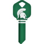 NCAA Michigan State Key Blank