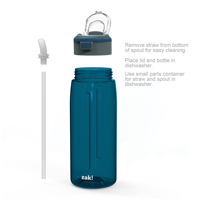 Genesis 32 ounce Water Bottles, Indigo slideshow image 9
