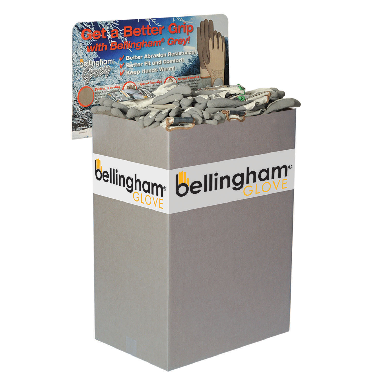 Bellingham Grey™ Glove Half Bin
