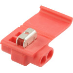Red Pigtail Self-Stripping Connectors Fit 22-16 Ga (22-Wire)