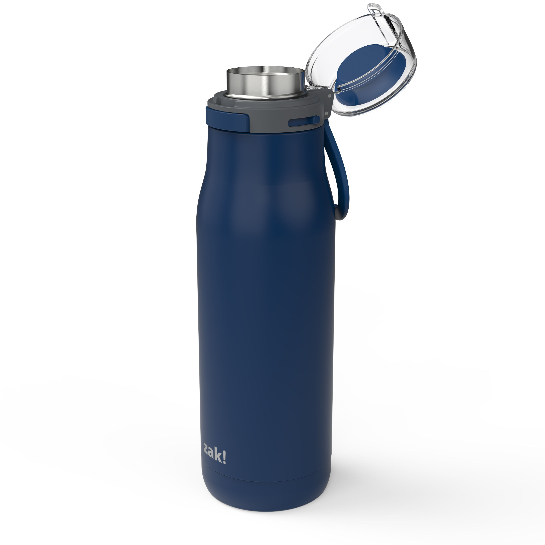 Kiona 20 ounce Vacuum Insulated Stainless Steel Tumbler, Indigo slideshow image 5