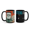 Little Monsters 15 ounce Coffee Mug and Spoon, Frankenstein and Friends slideshow image 8