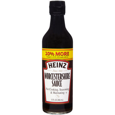 Heinz Worcestershire Sauce 12 fl oz Bottle