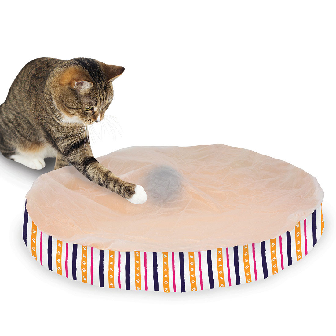 Turbo® Random Roller™ Cat Toy