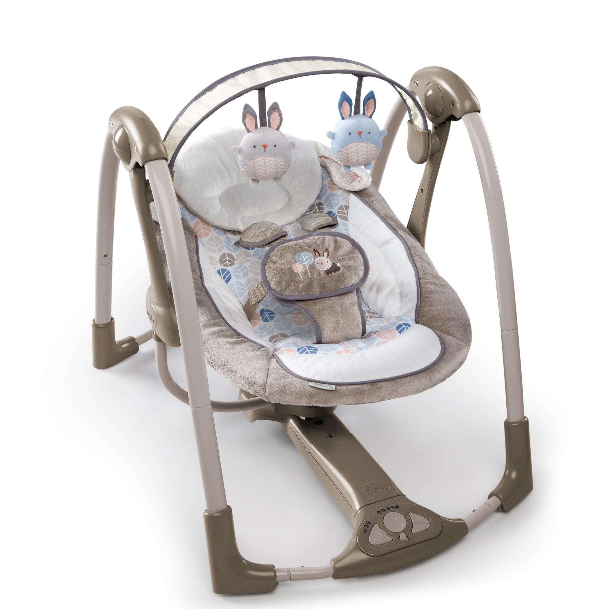 Power Adapt Portable Swing™ - Bingham Bunny™