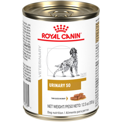 Urinary SO Thin Slices and Gravy Canned Dog Food