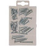 Pan Head Self-Drilling Screw Kit