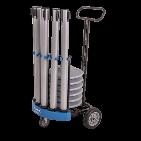 Rover Cart Bundle - Silver Steel 1