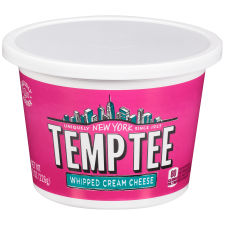 Breakstone's Temp Tee Whipped Cream Cheese 8 oz Tub