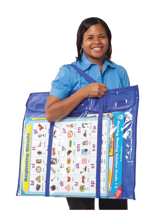 Deluxe Bulletin Board Storage Bag