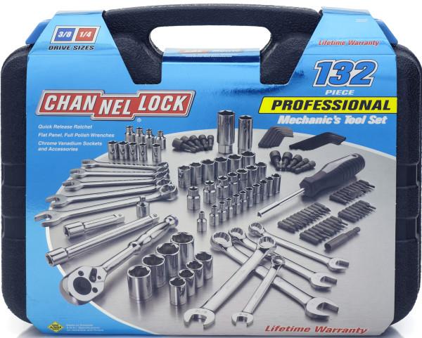 39067 132pc Mechanic's Tool Set