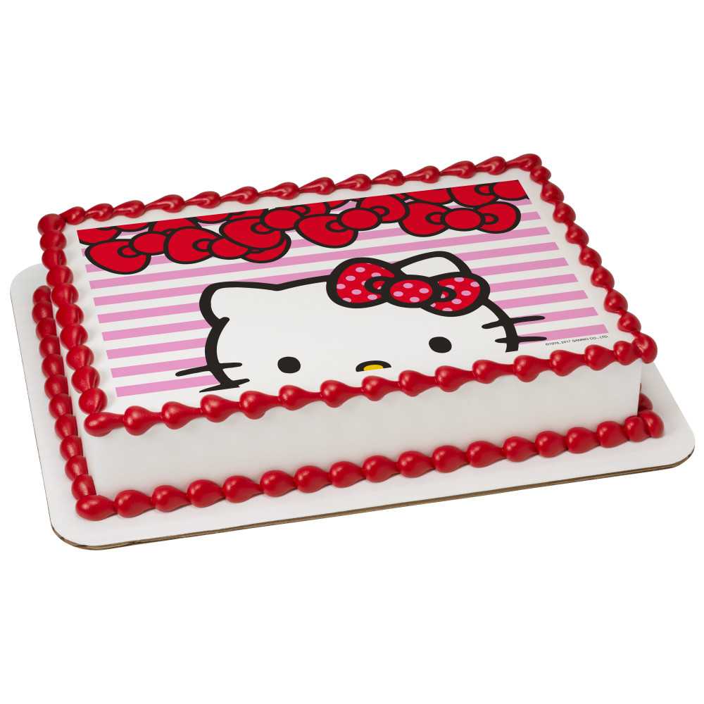 Hello Kitty® Big Smiles