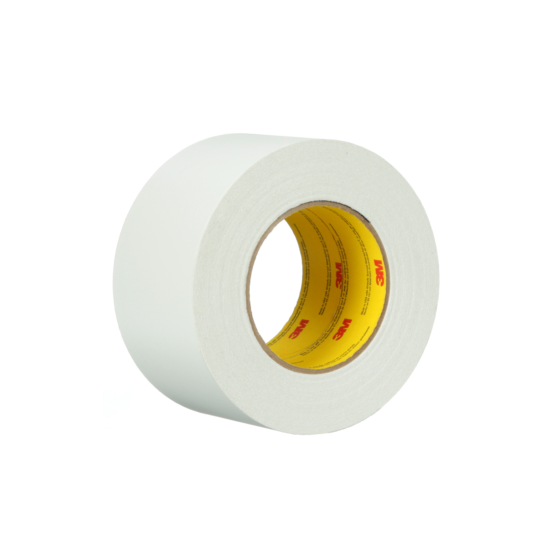 3M™ Venture Tape™ Vinyl Seaming Tape 460V, Embossed, White, 72 mm x 45.7 m, 16 rolls per case