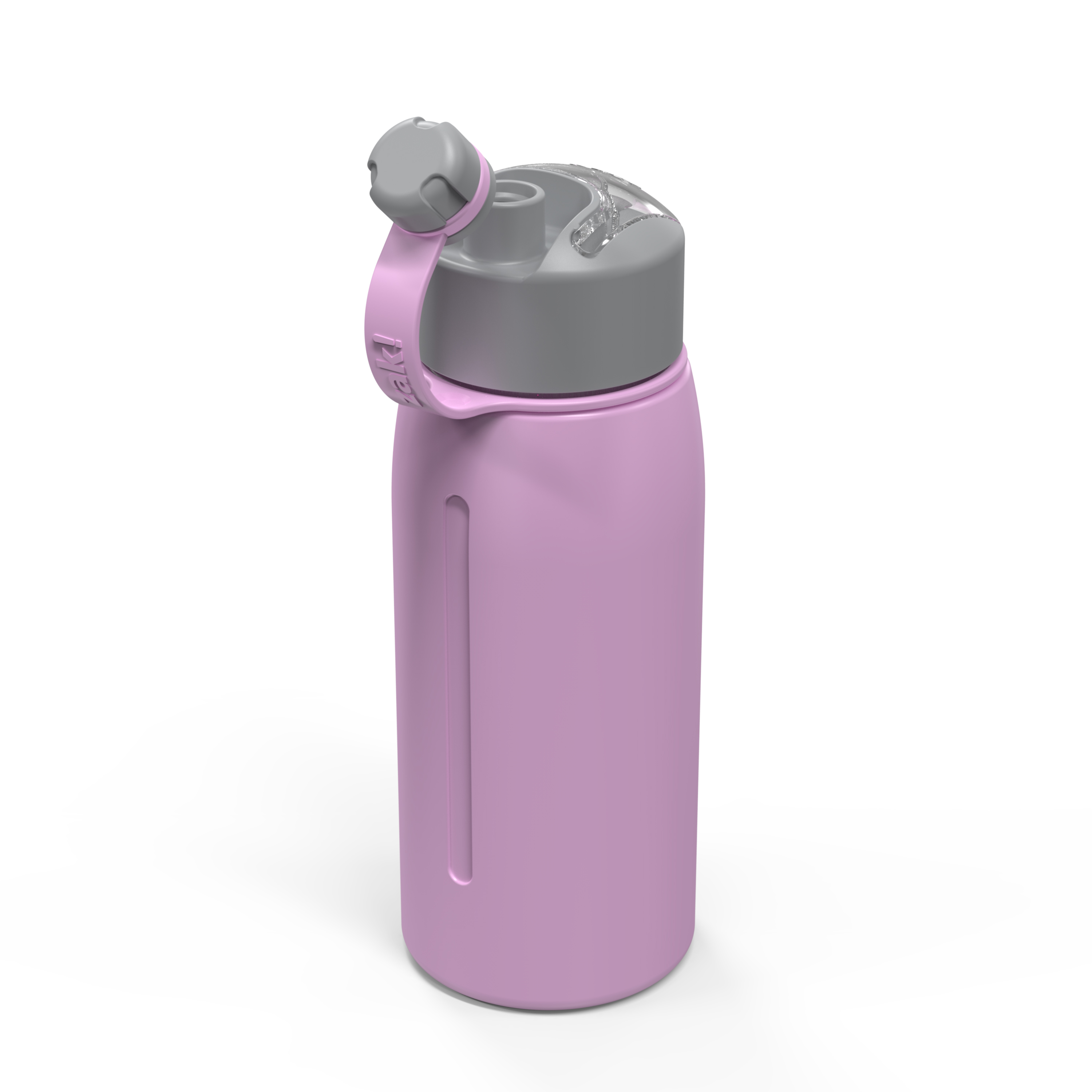 Genesis 24 ounce Vacuum Insulated Stainless Steel Tumbler, Lilac slideshow image 6