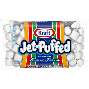 Jet-Puffed Regular Marshmallows, 16 oz. image