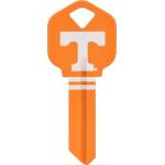 NCAA University of Tennessee Key Blank
