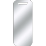 Chrome Large Luggage Quick-Tag