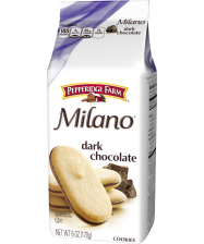(6 ounces) Pepperidge Farm® Milano® Cookies