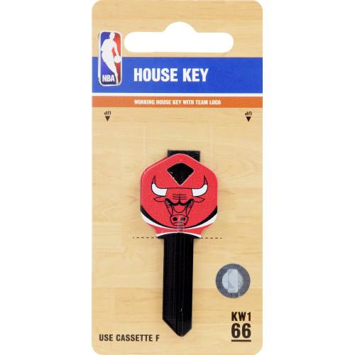 NBA Chicago Bulls Key Blank