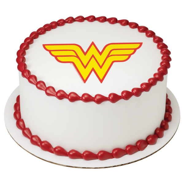 Wonder Woman™ PhotoCake® Edible Image®
