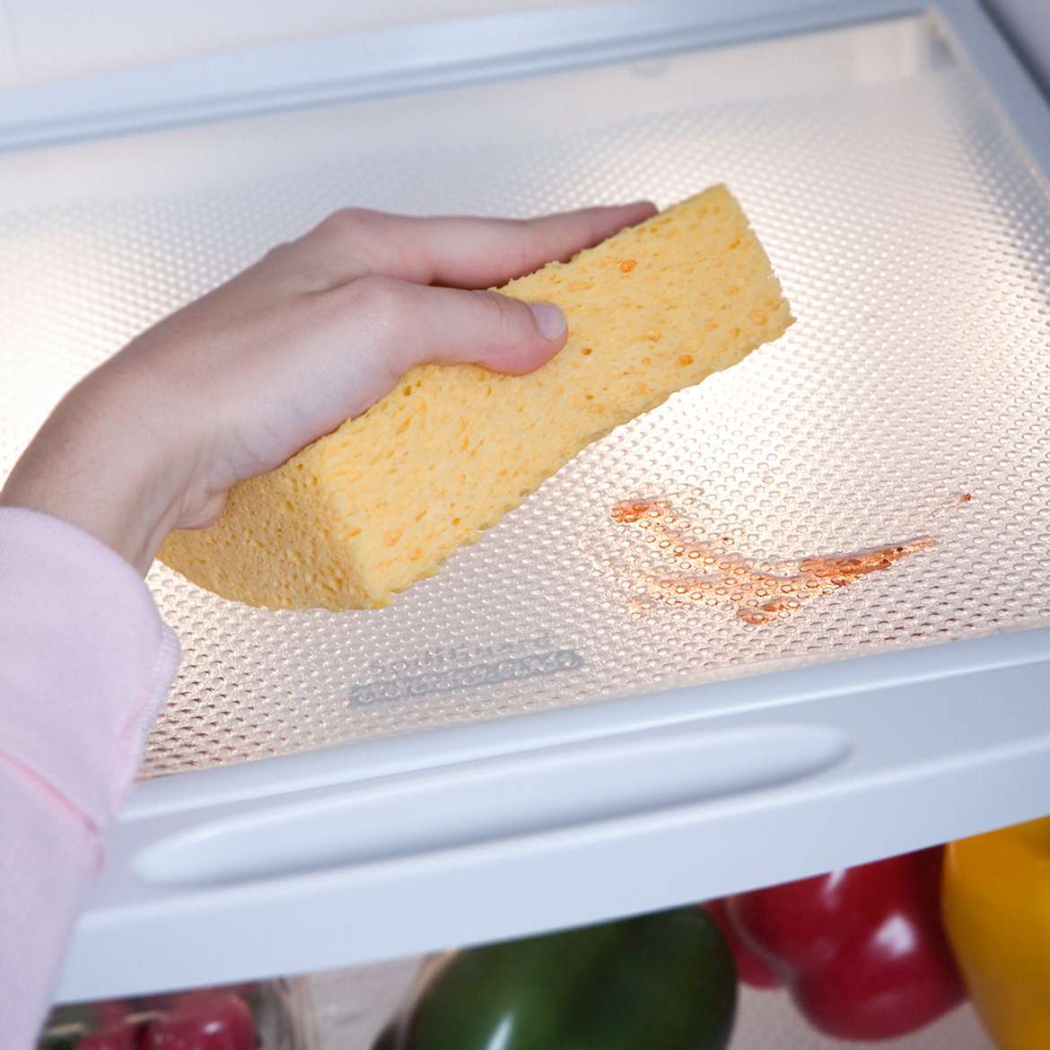 Clear Classic™ EasyLiner® Refrigerator Liner