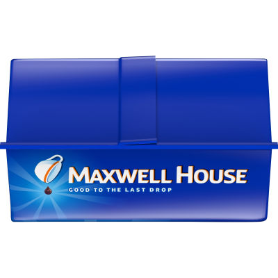 Maxwell House Decaf Original Roast Ground Coffee 11 oz Brick