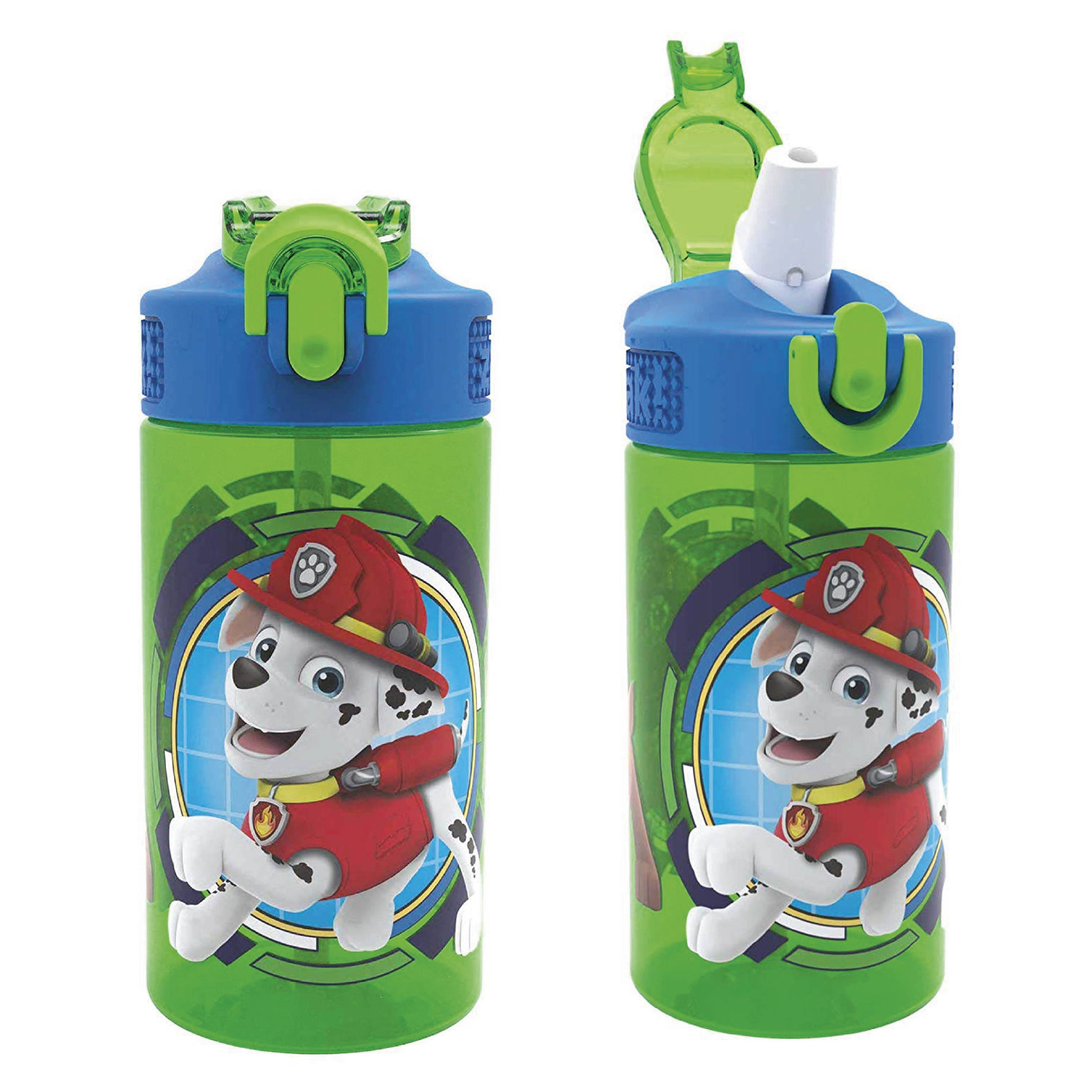 Paw Patrol 16 ounce Water Bottle, Rocky, Rubble & Chase slideshow image 4