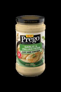 Garlic & Italian Herb Sauce