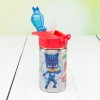 PJ Masks 15.5 ounce Water Bottle, Catboy, Owlette & Gekko slideshow image 2