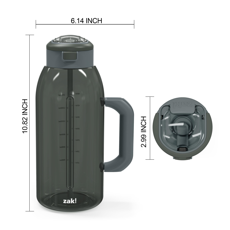 Genesis 64 ounce Water Bottles, Charcoal slideshow image 7