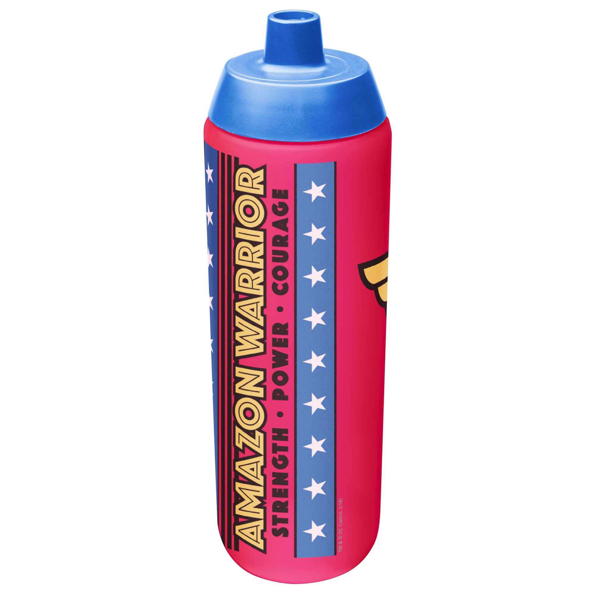 DC Comics 24.5 ounce Water Bottle, Wonder Woman slideshow image 4