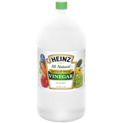 Heinz Distilled White Vinegar 1.32 gal Jug
