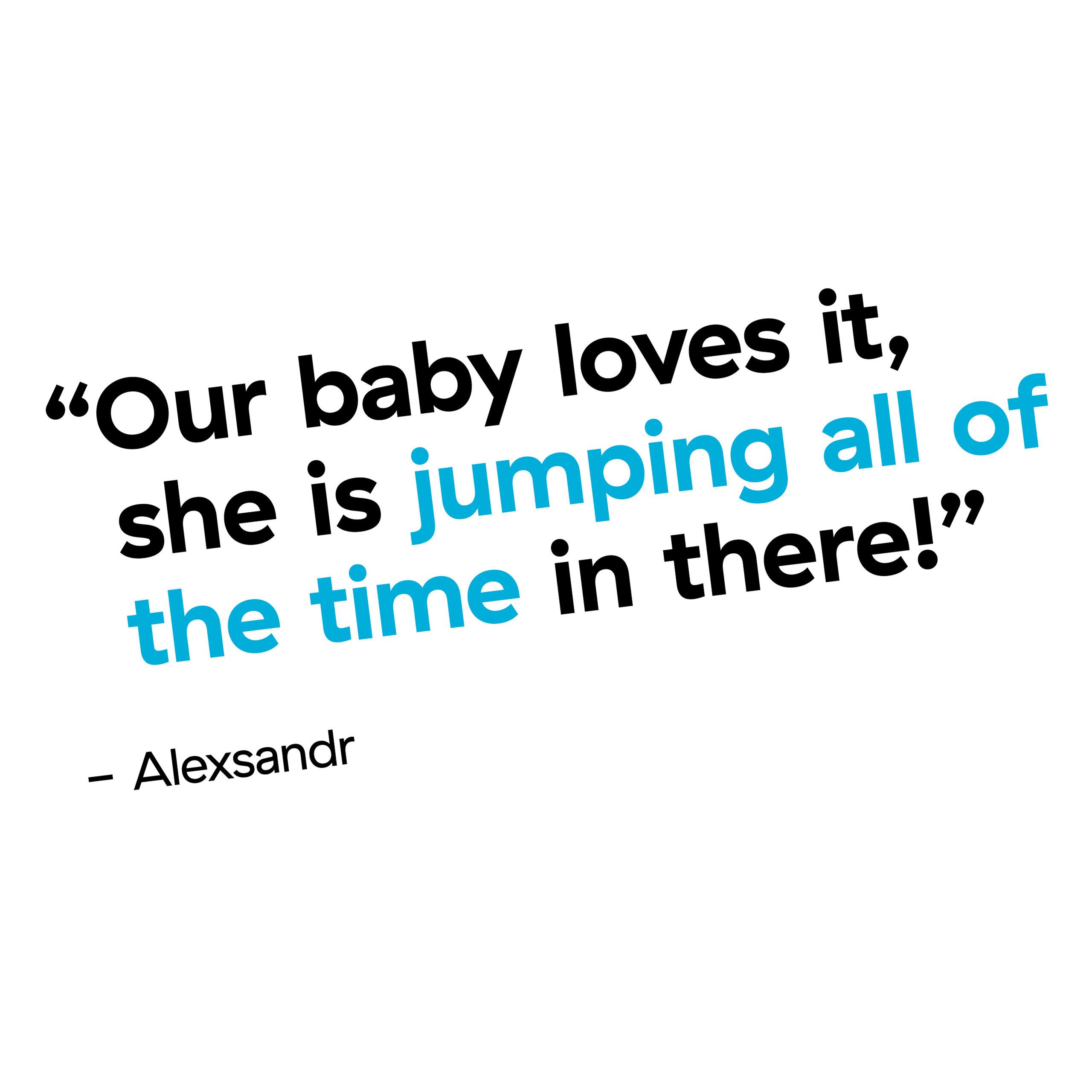 baby einstein activity jumper instructions