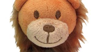 Li'l Pals Plush Dog Toy