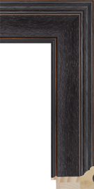 Marais French Ebony 2 3/4