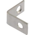 Hardware Essentials Corner Brace Stainless Steel