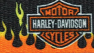 Harley-Davidson Adjustable Breakaway Cat Collar