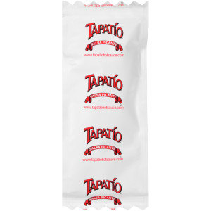 TAPATIO Single Serve Hot Sauce, 7 gr. Packets (Pack of 500) image