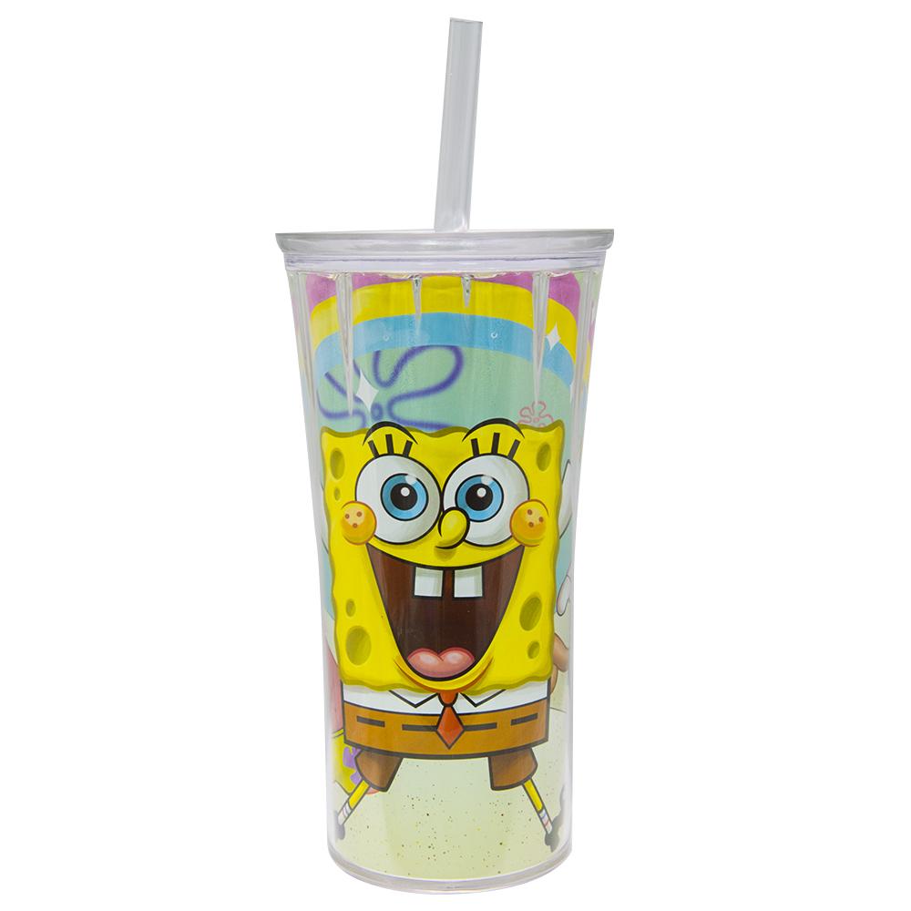 Nickelodeon 20 ounce Insulated Tumbler, SpongeBob SquarePants slideshow image 2
