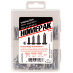 HOMEPAK PHP Stainless Steel Sheet Metal Screws Assortment